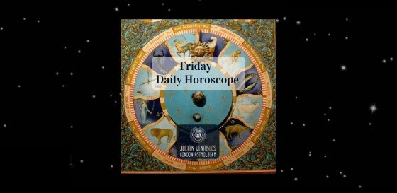 daily horoscope friday