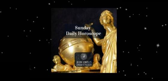 daily horoscope sunday