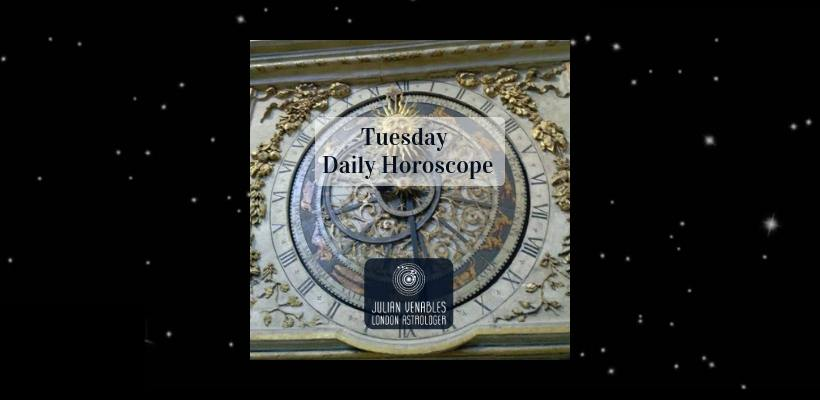 Daily Horoscopes for Tuesday 12th March 2019 | Julian's Astrology