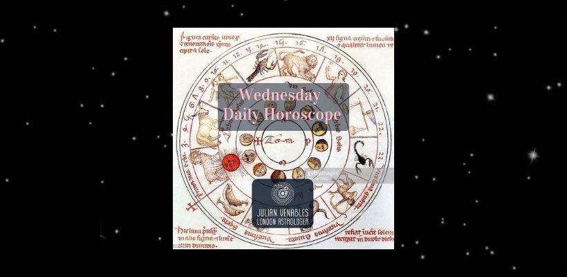 daily horoscope wednesday