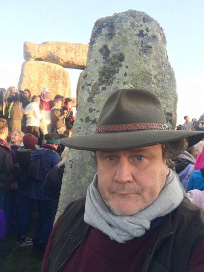 stonehenge pilgrims